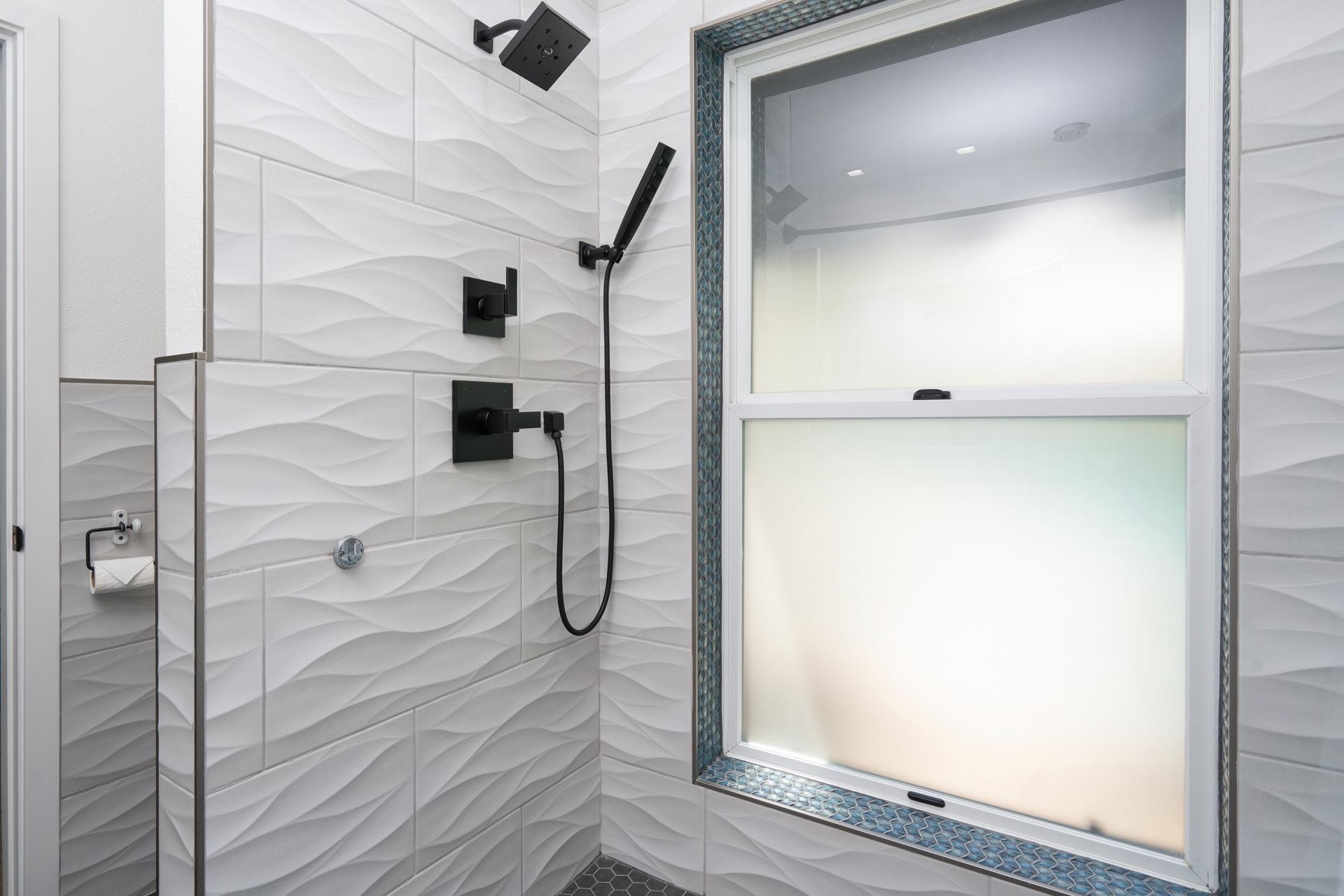 Elizabeth ahwatukee master bathroom shower remodel after