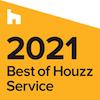 Best of Houzz service 2021 100