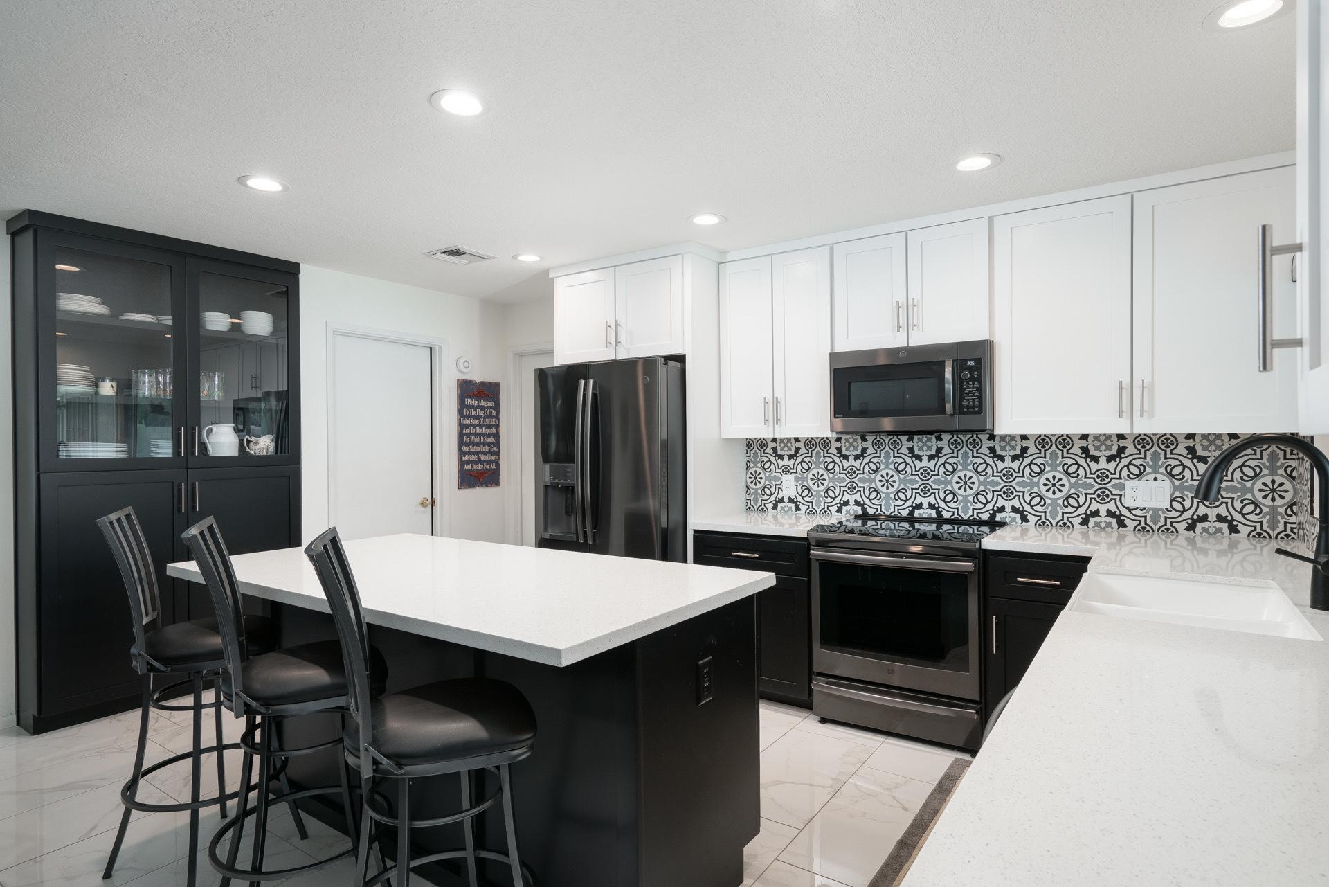 Ocotillo kitchen remodeling